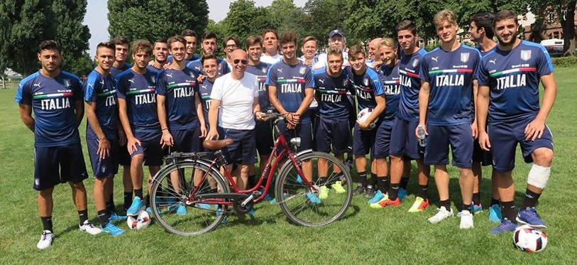 Azzurrini all'Europeo under 19 2016